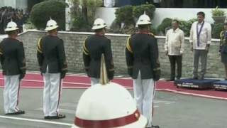 Watch Funny Fails at President Duterte PNP Turnover Ceremony