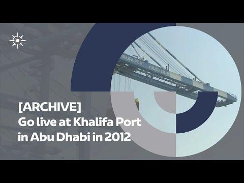 ADPC: Khalifa Port Go-live