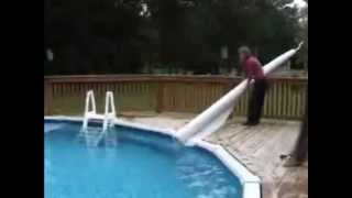 Odyssey Reels Swimming Pool Solar Reel Parts