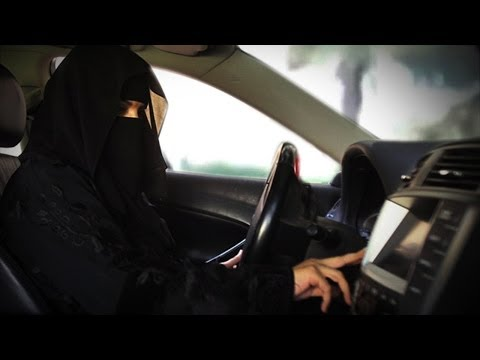 Saudi Woman Fined For Driving!