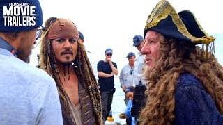 Pirates of the Caribbean 5 | Find out how they made the movie with Johnny Depp