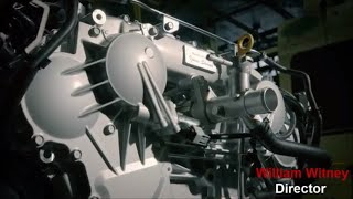 2017 Nissan GT R New – Engine Assembly and Test in laboratory