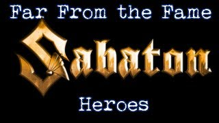 Watch Sabaton Far From The Fame video