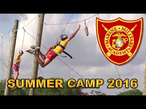 A video of MMA's summer camp