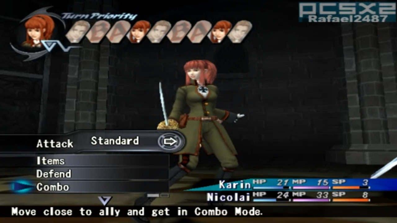 Shadow Hearts 4 Shadow Hearts 2 Covenant Ps2
