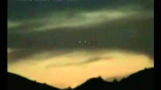 UFO - Incredible UFO formations all around the World
