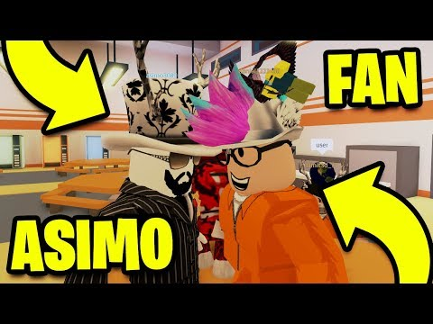 ASIMO3089 JOINED MY GAME AND THIS HAPPENED... (Roblox Jailbreak)