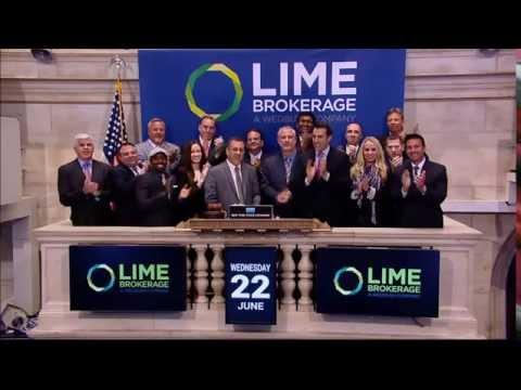 Lime Brokerage Closing Bell | June 22, 2016