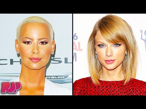 Amber Rose Slams All The People Hating On Taylor Swift's Dating Life