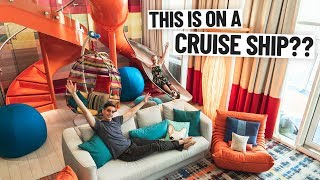 Tour of The WORLD'S LARGEST CRUISE SHIP! (Symphony of the Seas)