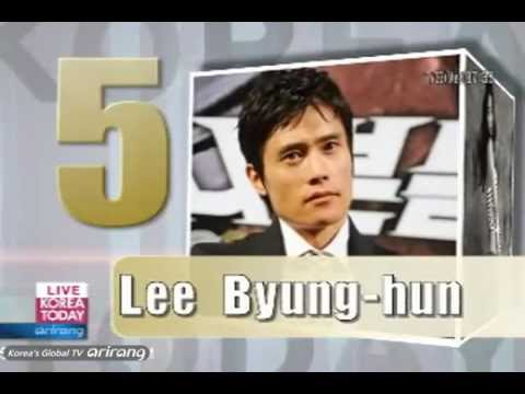 Lee Min Ho - Arirang TV - Foreigner living in Korea Select hottest 5 Hallyu Stars [Korea Today]
