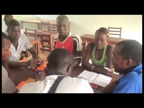 Escola Agropecuaria de Nhacra-Teda / Documentario