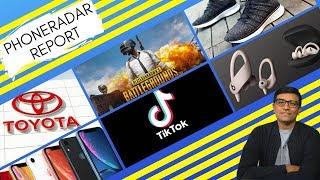 35th Birthday, PUBG Suicide, TikTok Ban, iPhone XR Price Drop, Mi Sports Shoes 2 & More....