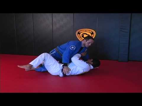 Robson Moura  Half Guard Sweep using Foot Image 1