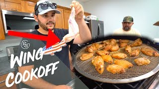 ULTIMATE WING COOKOFF Googans vs. World CHAMPION
