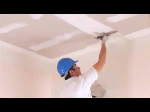 Como instalar tablaroca en el techo