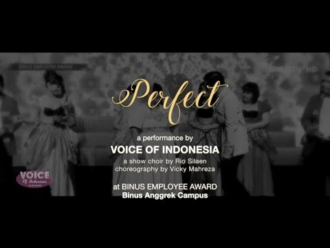 Perfect (Cover by Voice of Indonesia)