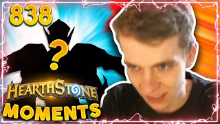 JUST ONE CARD CAN KILL ME!! | Hearthstone Daily Moments Ep.838