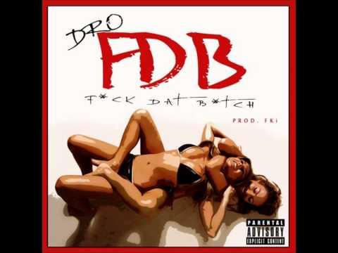Young Dro - F.D.B. (Acapella Dirty)   125 BPM
