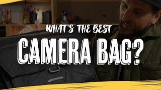 CAMERA BACKPACK SHOOTOUT [Peak vs f-Stop vs Boundary]