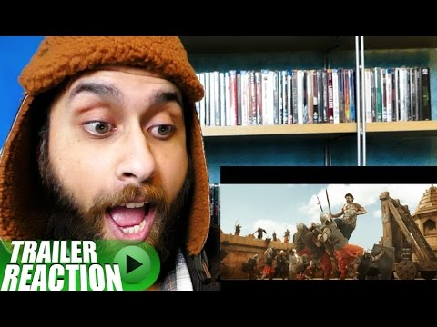 BAAHUBALI 2 The Conclusion - Hindi Trailer REACTION from Scotland