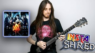 "How To Play ""Amaranthine"" Guitar Solo by Amaranthe!"