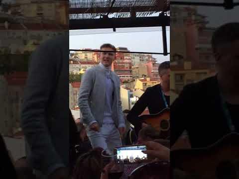 "Ari Ã""lafsson, Rasmussen & Benjamin Ingrosso Eurovision Medley"