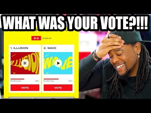 Download ATEEZ | Are You Team Illusion or Team Wave ?!!! VOTE NOW!!! Reaction! Mp4 baru