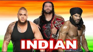 8 Indian Wrestlers Who Are Currently Signed With WWE ??