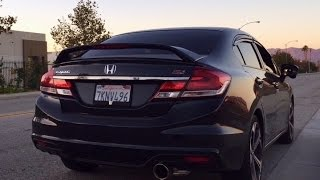2015 Honda Civic Si w/ Bolt Ons - One Take