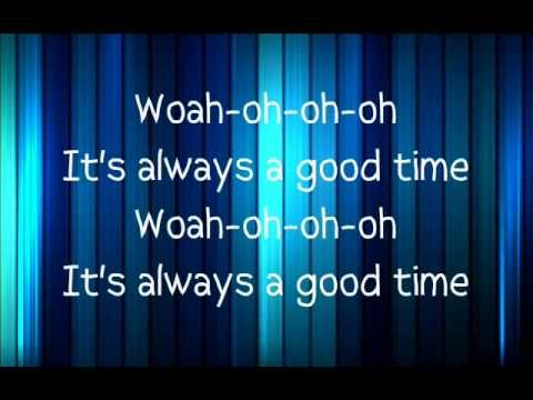 Good Time Lyrics! Owl City & Carly Rae Jepsen video