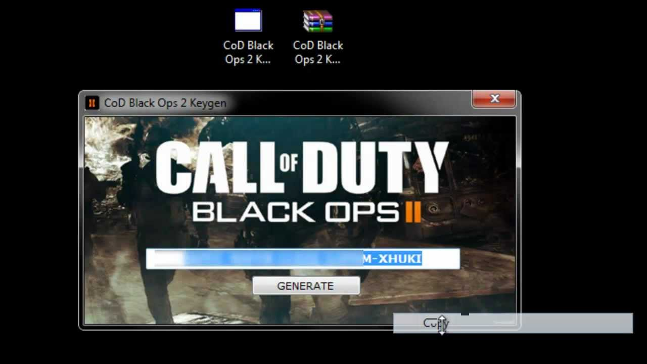 Call of duty black ops serial key or number
