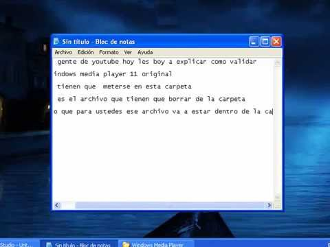 tutorial de windows media player 11