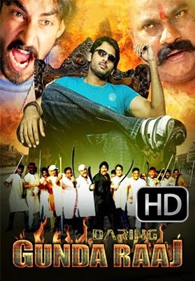 Daring Gundaraaj (2008) Hindi Dubbed *BluRay*