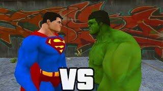 download lagu Superman Vs Hulk - O Combate gratis