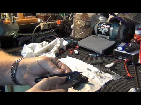 Kimber Solo Carry DC LG Review Cleaning Part 3
