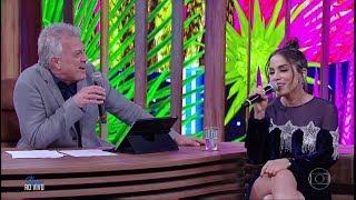 Baixar Anitta no Conversa com Bial | COMPLETO | 15/06/2017