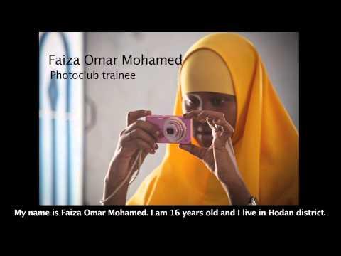 UNICEF Somalia children's photoclub
