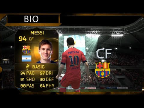 FIFA 15   94 IF LIONEL MESSI   FUT   PLAYER REVIEW   EP. 2