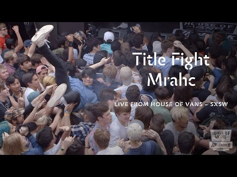 Title Fight - Mrahc