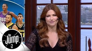 Rachel Nichols: Steph Curry's impact greater than awards can measure | The Jump | ESPN