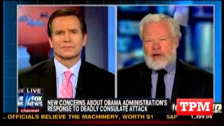 Tom Ricks Criticizes Fox Coverage  Of Benghazi Attacks