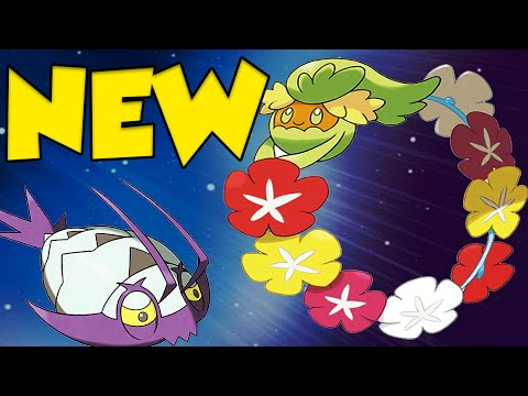"""CRAZY NEW """"POKEMON SUN AND MOON"""" POKEMON REVEALED! NEW GAME FEATURES"""