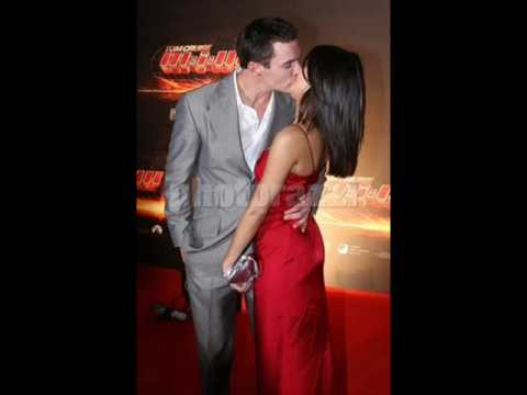 JONATHAN RHYS MEYERS AND REENA HAMMER
