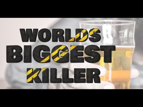 MUST SEE! The World's BIGGEST KILLER - #Alcohol