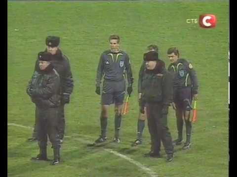 Динамо Киев - Шахтер. ЧУ-2006/07 (1-0) (Браво, Федерация)