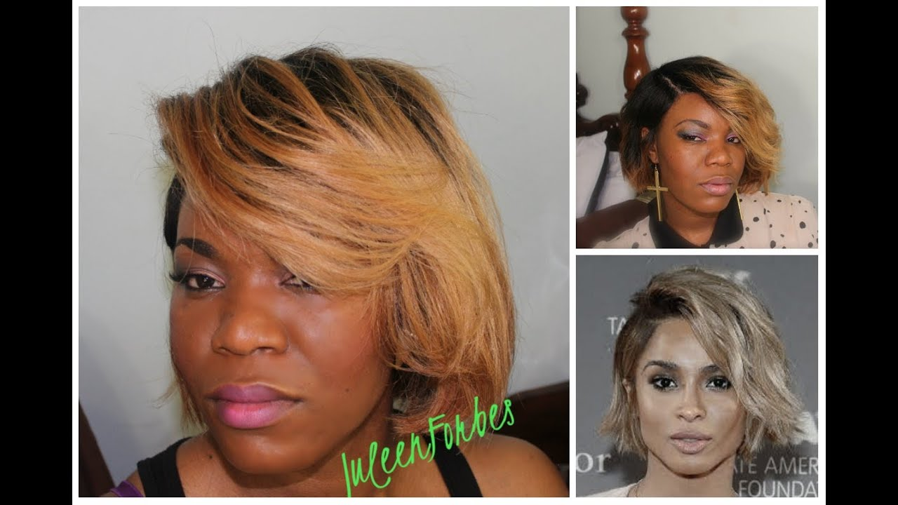 ciara bob hairstyles front and back view wwwpixshark
