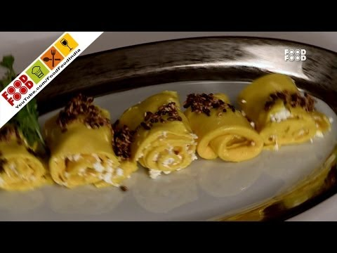 Olive Oil Khandavi | Food Food India - Fat To Fit | Healthy Recipes