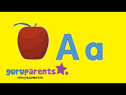 Alphabet Song - Teach Children Their Letter Sounds In Clear English video