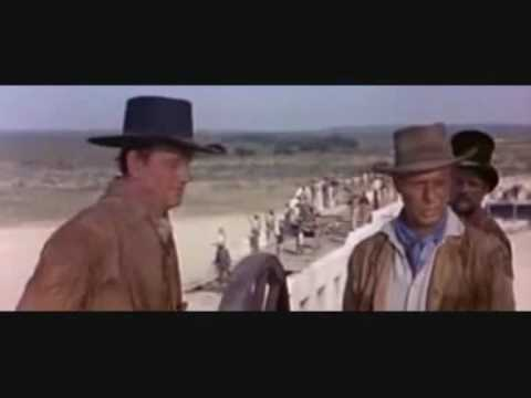 John Wayne&#039;s Alamo, Ballad of the Alamo sung by Marty Robbins